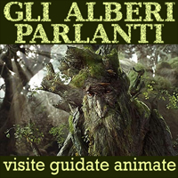 Gli alberi parlanti: visite guidate animate