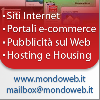 Mondoweb.it - Primi nei motori di ricerca