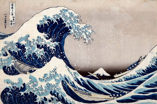 HOKUSAI IN MOSTRA ALL´ARA PACIS